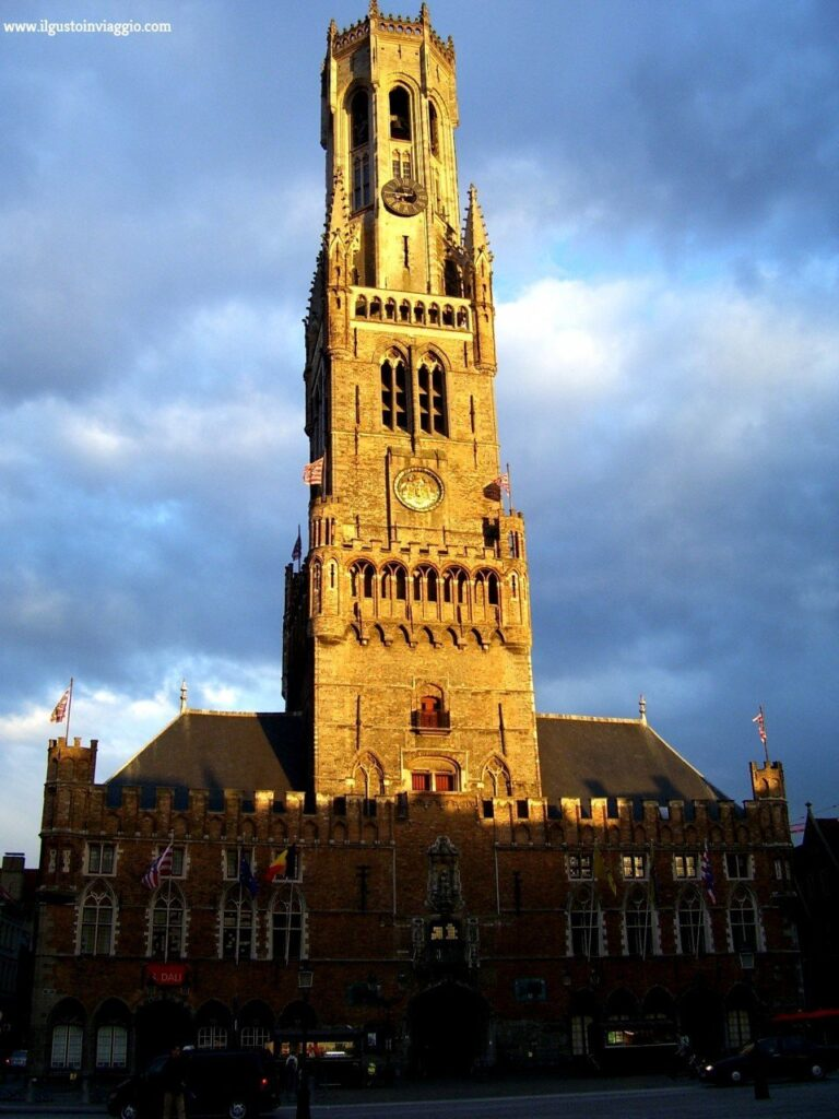 belfort bruges, due giorni a bruges cosa fare