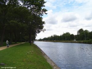 quartiere sant'anna Bruges, mulini a vento a bruges, come sono fatti mulini a vento,