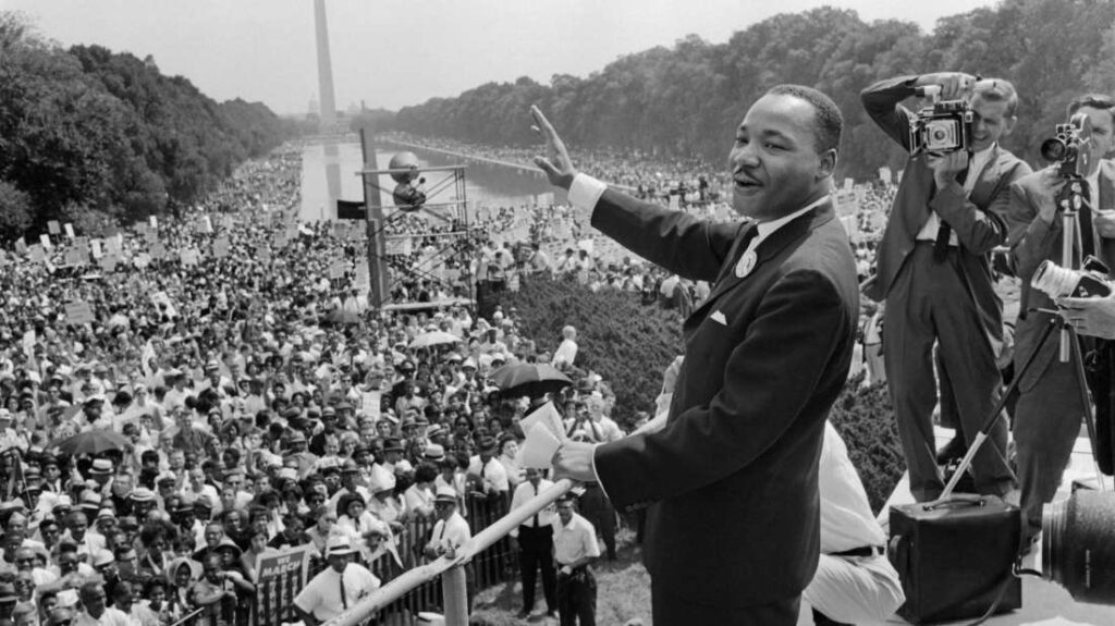 lincoln memorial di wahington dc, i have a dream, martin luther king, 28 agosto 1968