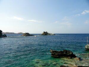 spiagge grecia, visitare palazzo cnosso