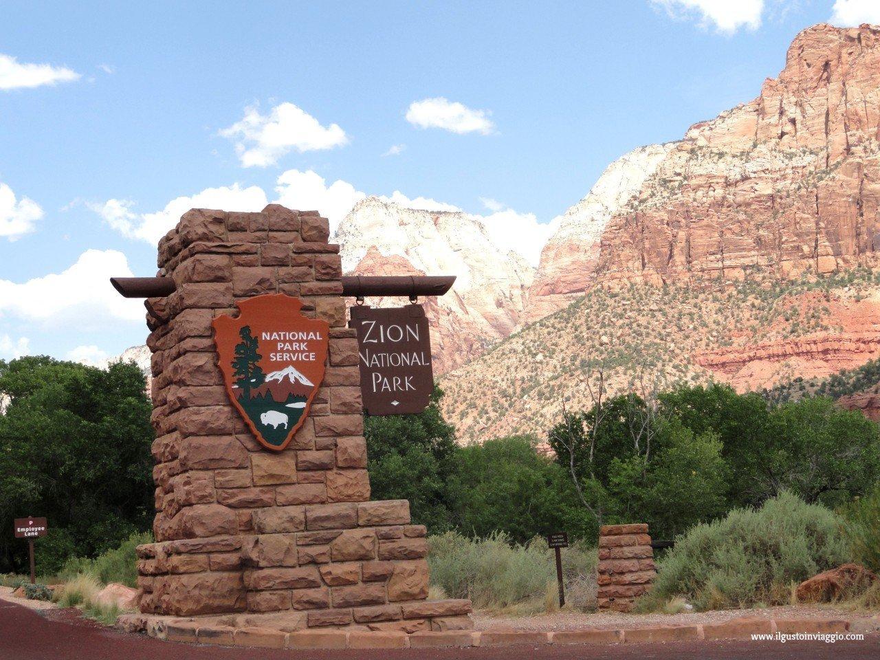 visitare lo zion national park, zion, ut 9, scenic drive usa