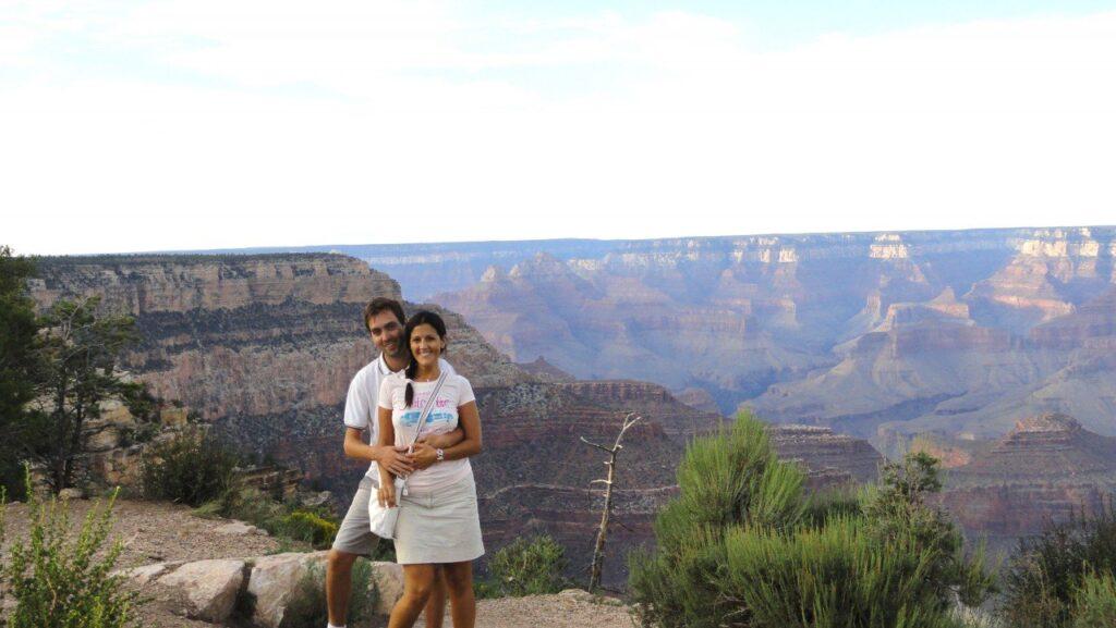 visitare il grand canyon, south rim grand canyon