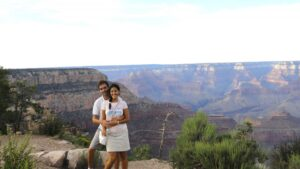 visitare il grand canyon, south rim grand canyon