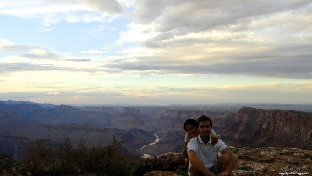 visitare il grand canyon, scenic desert view grand canyon