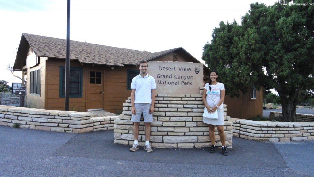 visitare il grand canyon, scenic desert drive grand canyon