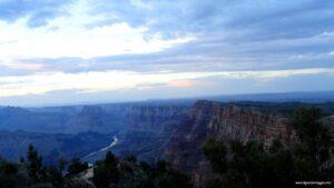 visitare il grand canyon, grand canyon colorado river