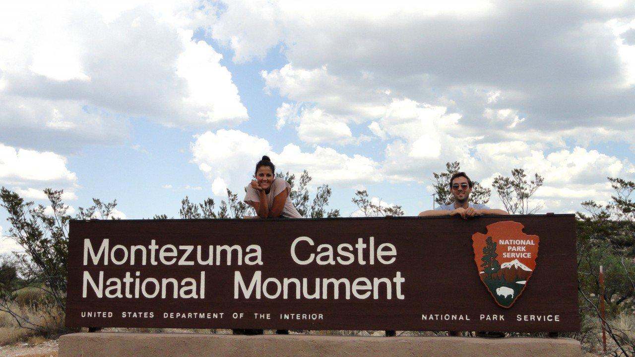 montezuma castle, visitare montezuma castle, sedona