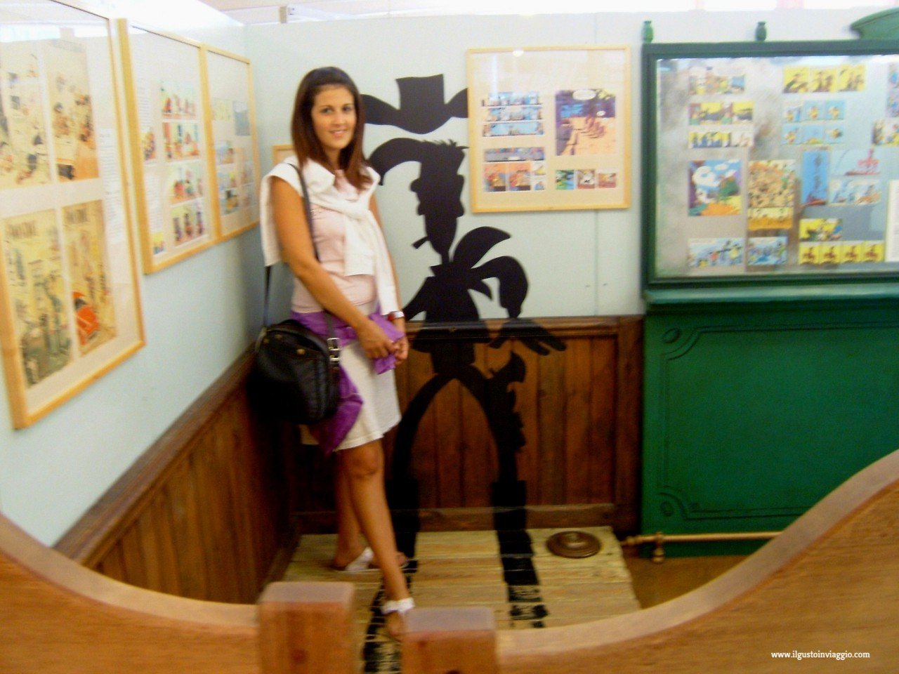 museo del fumetto di bruxelles, museo fumetto bruxelles, lucky luke,