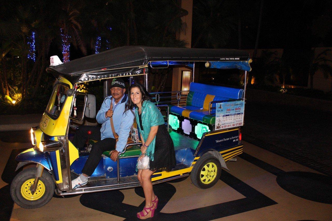 10 giorni in thailandia, quanto costa un viaggio fai da te in thailandia, thailandia tuk tuk