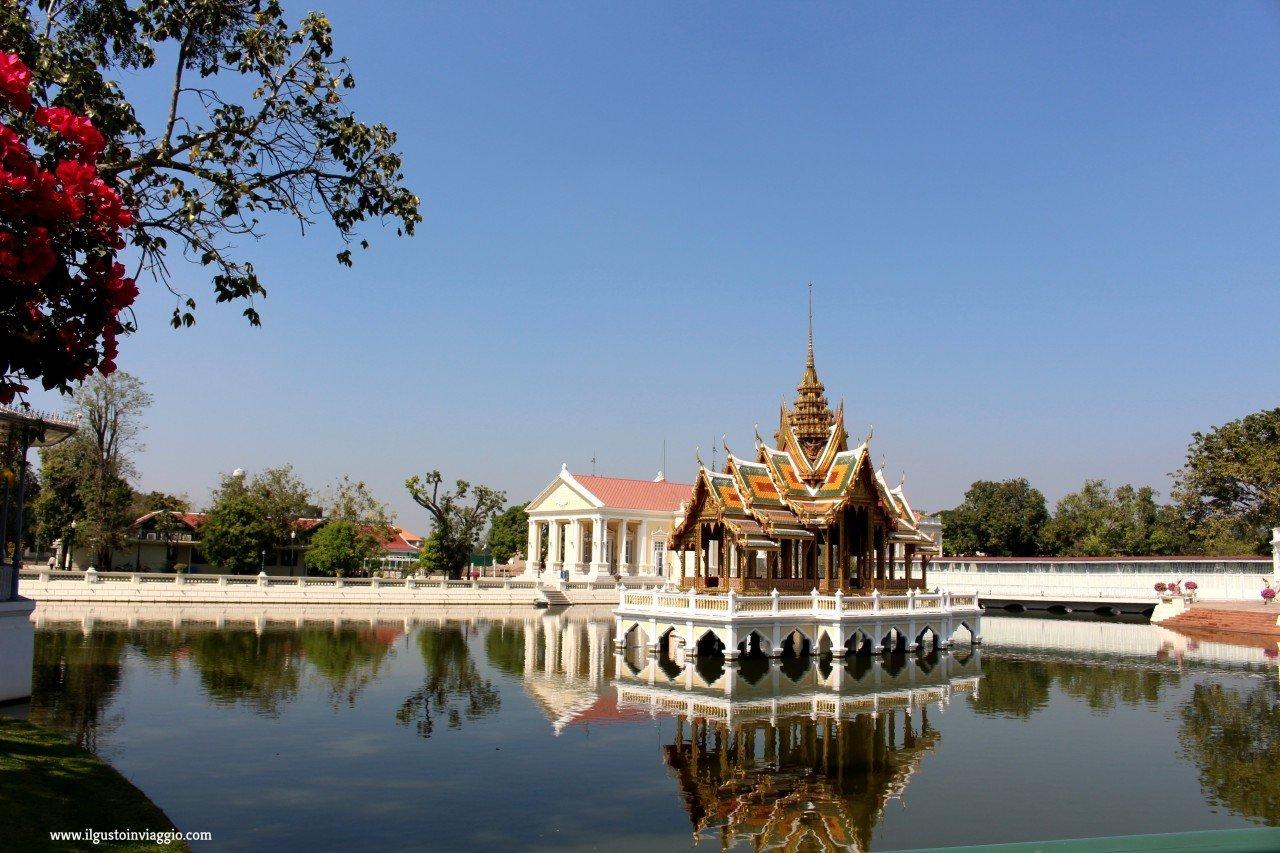 10 giorni in thailandia, tour della thailandia, COSA VEDERE AL PALAZZO BANG PA IN Phra Thinang Aisawan