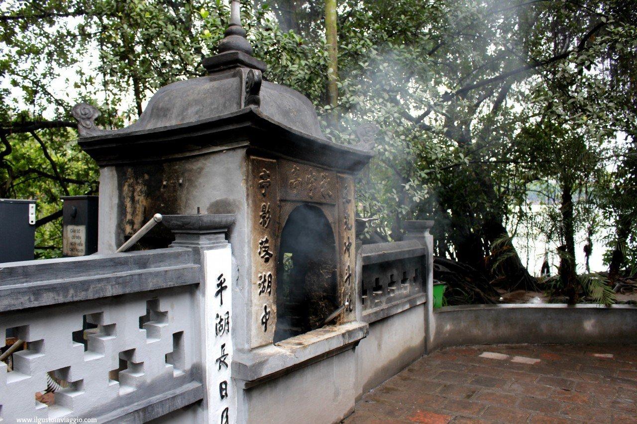due giorni ad hanoi, hanoi cosa vedre, hanoi temple