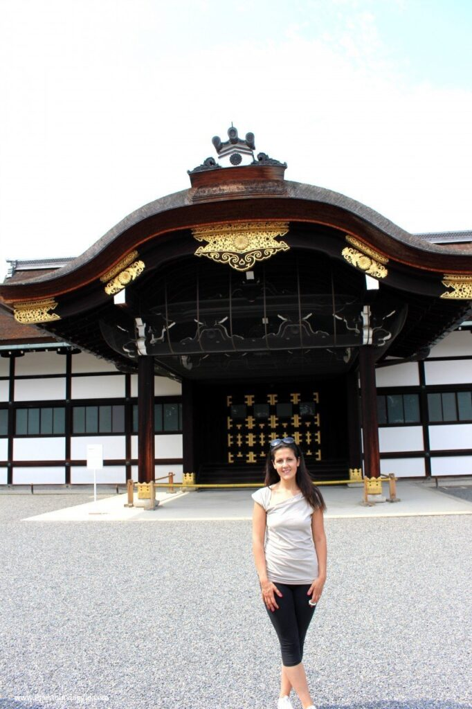 palazzo imperiale di kyoto, imperial palace Kyoto