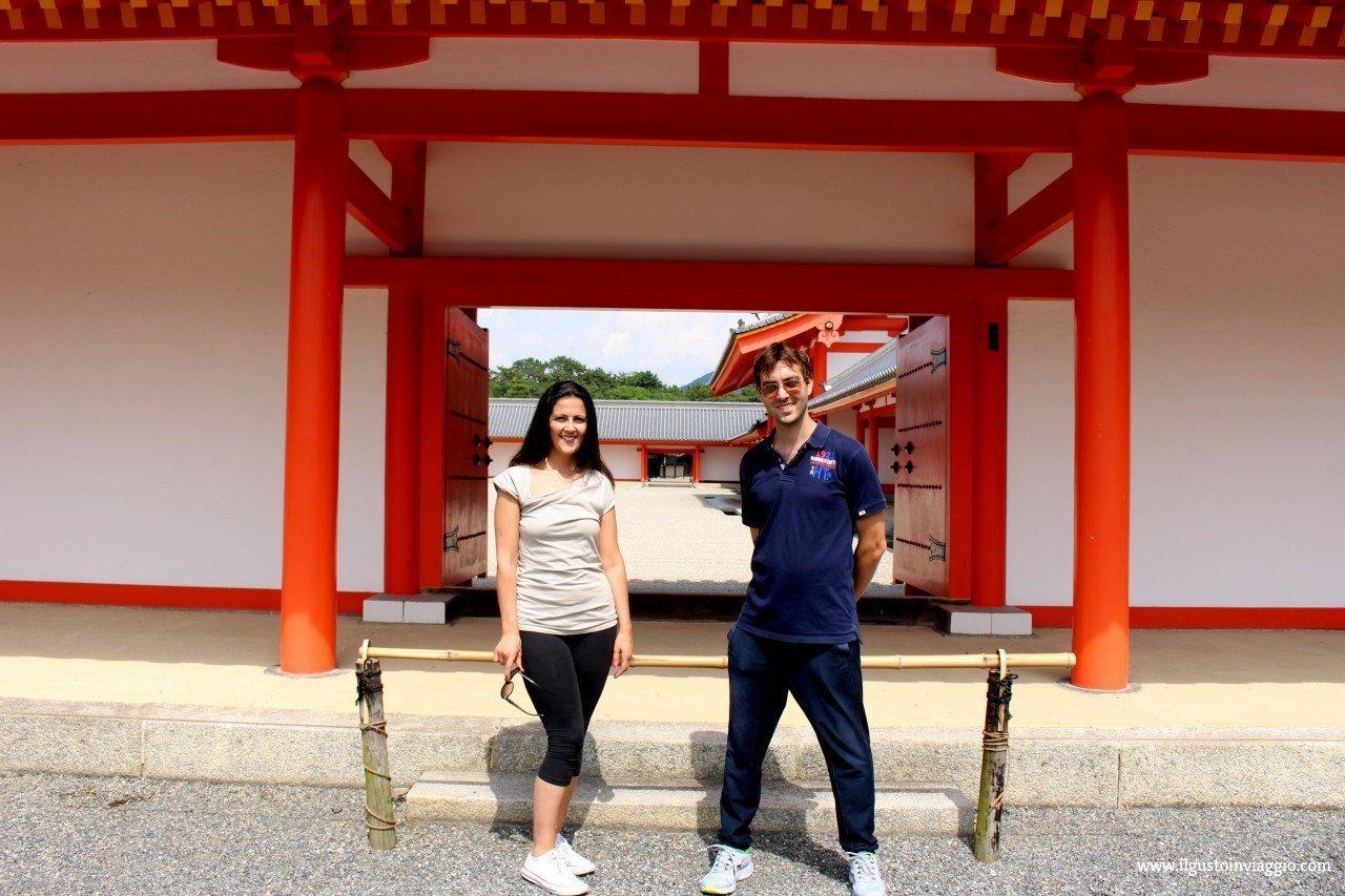 palazzo imperiale di kyoto
