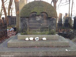 cimitero ebraio varsavia, cimitero ebraico, due giorni a varsavia