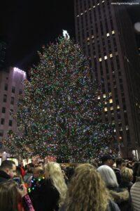 albero di natale del rockefeller center, rockefeller center christmas