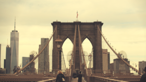 5 posti instagrammabili di new york, ponte brooklyn
