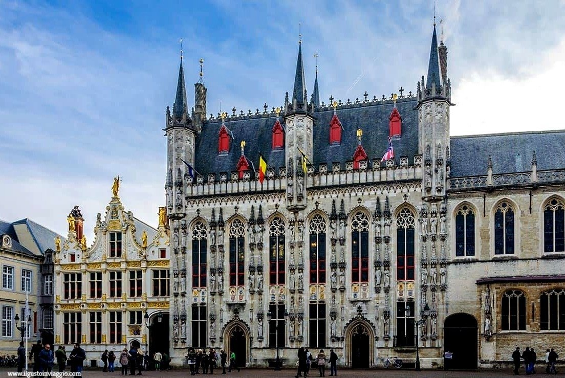 due giorni a bruges, cosa vedere a bruges, municipio bruges,