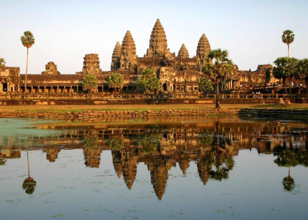 costa un viaggio in cambogia