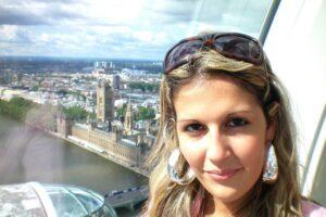 london eye, londra dal london eye, ruota panoramica di londra