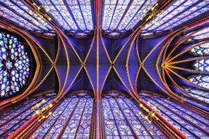 visitare la saint chapelle, parigi