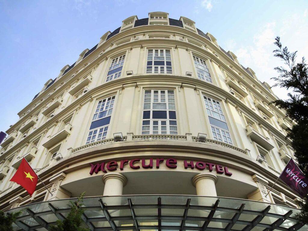 mercure hotel, dove dormire ad hanoi, hanoi, vietnam