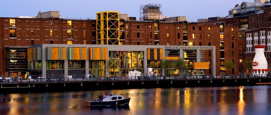 boston con i bambini, boston childrens museum, boston museum