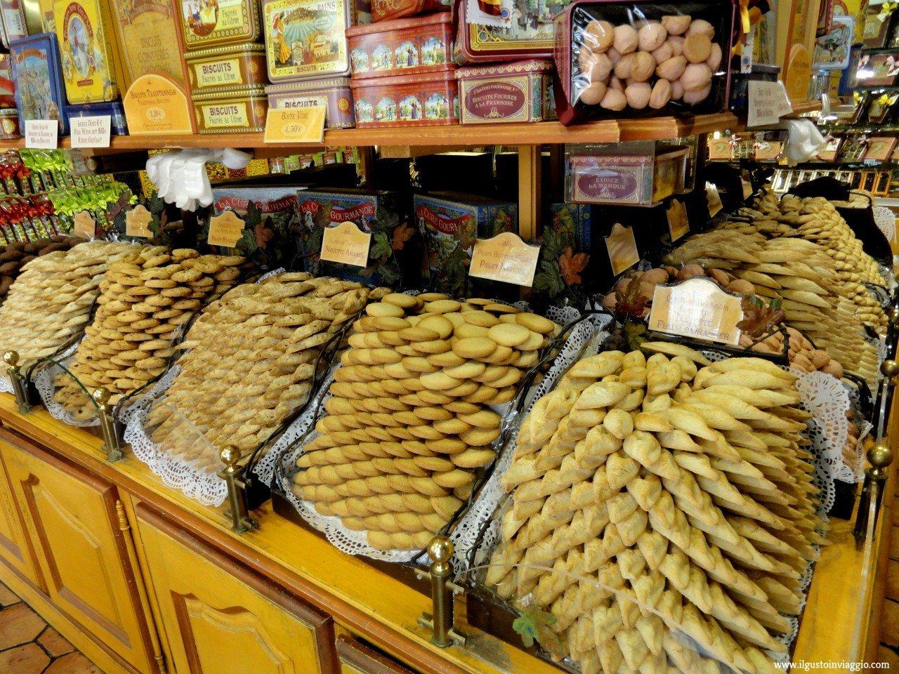 navette di marsiglia, biscotti marsiglia, dolci provenza