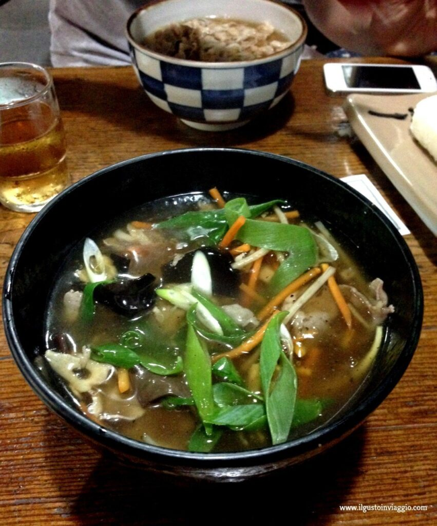 ramen, cosa mangiare in giappone, ramen kyoto