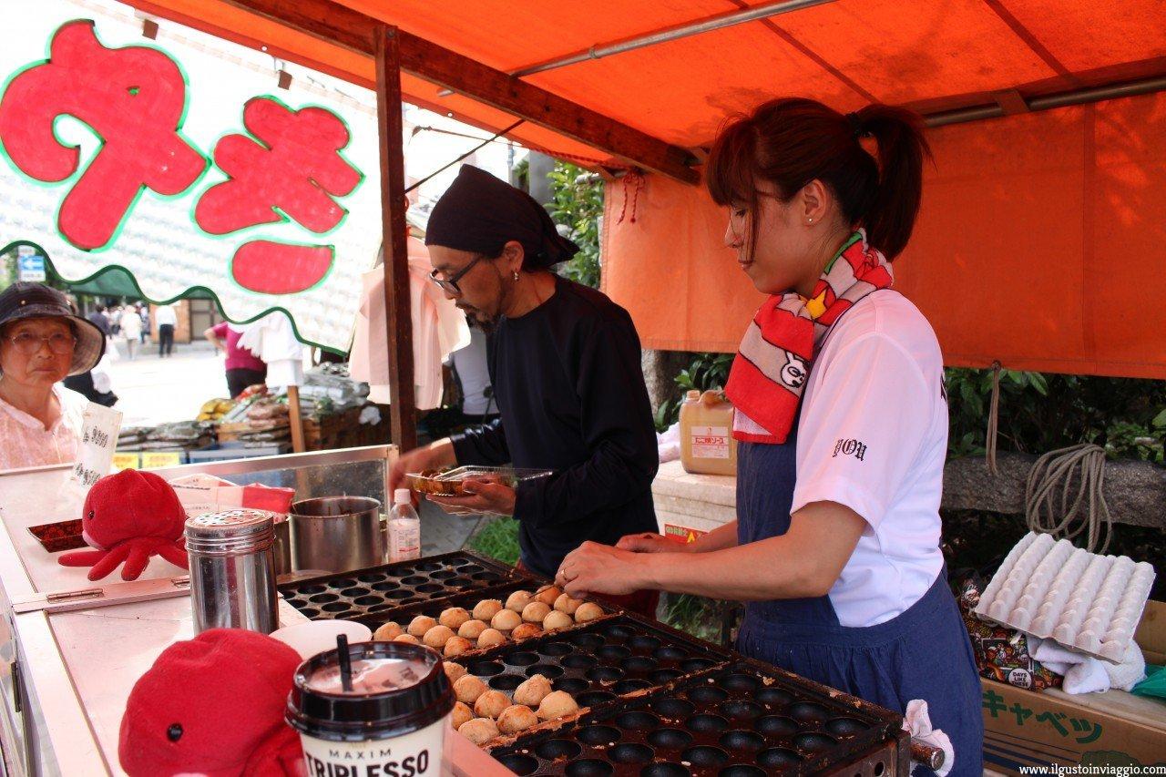 street food, japan street food, cosa mangiare in giappone
