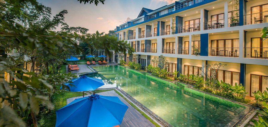Dove dormire a Siem Reap con i bambini: Sakmut Boutique Hotel