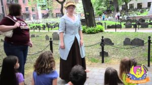 tour freedom trail bambini