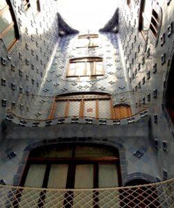 interno casa batllo, barcellona gaudi, visitare casa batllo, barcellona