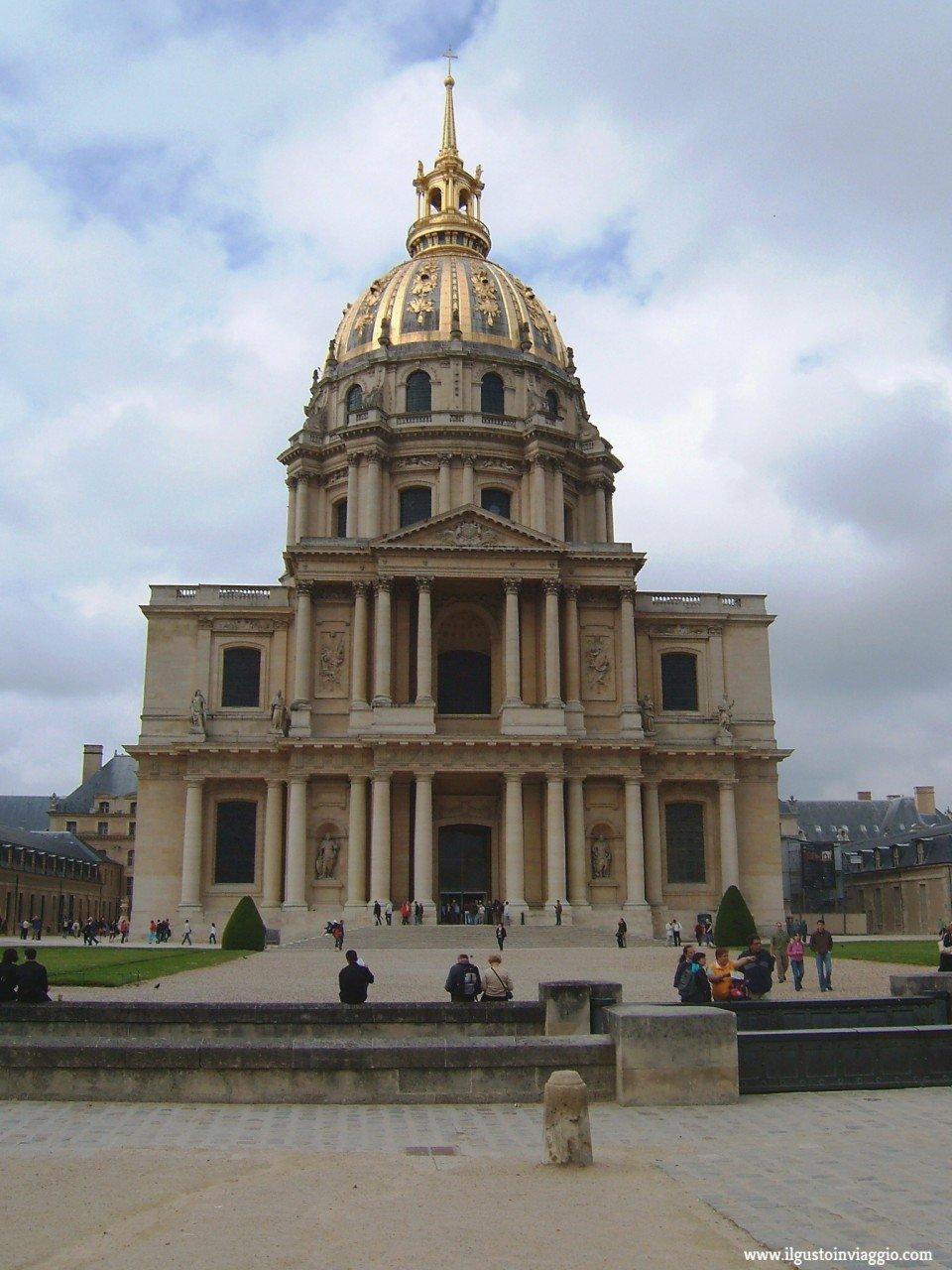 visitare la tomba di napoleona, hotel des invalides
