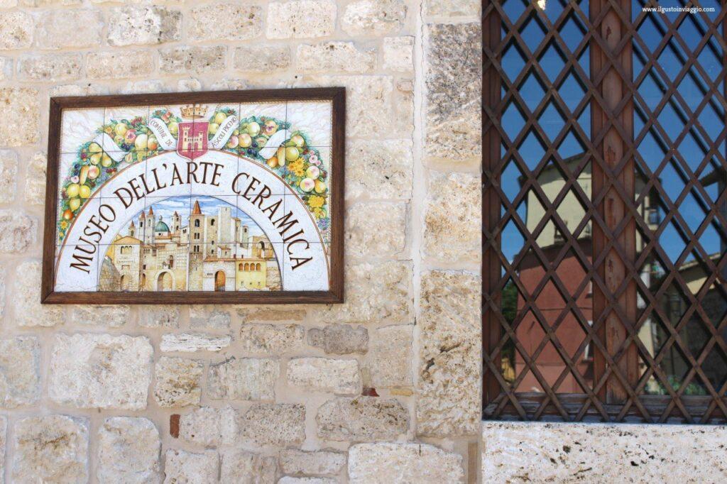 museo dell arte ceramica, museo ceramica ascoli piceno, ascoli piceno, buongiorno ceramica 2018, buongiorno ceramica 2019