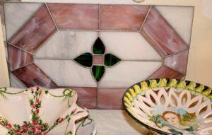 i biancucci, vetro tiffany, buongiorno ceramica