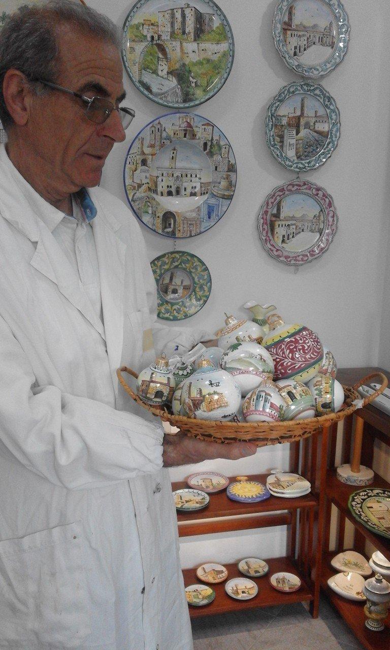 buongiorno ceramica, ceramica di ascoli piceno