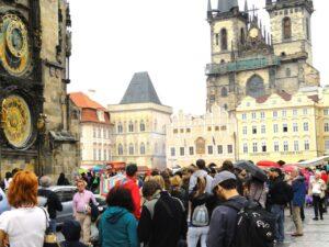 week end a praga, cosa vedere a praga, orologio di praga, cosa vedere a praga, praga in un giorno, piazza città vecchia praga
