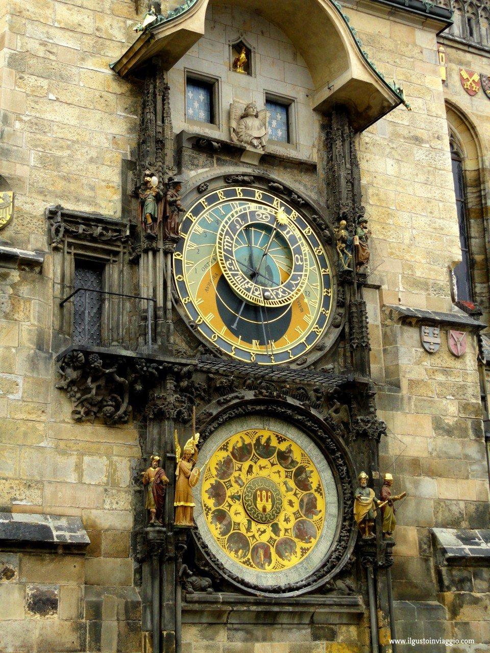 orologio di praga, praga clock, municipio di praga, cosa vedere a praga, piazza città vecchia praga