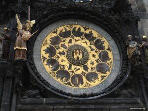 orologio astronomico praga, astrolabio praga, orologio di praga, quadrante astrolabio