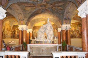 cripta di sant emedio ascoli, ascoli piceno in un giorno,