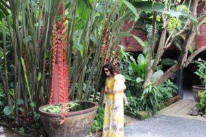 Giardino casa di jim thompson bangkok