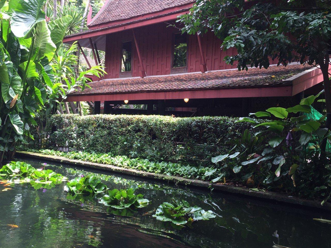 visitare la casa di jim thompson a bangkok