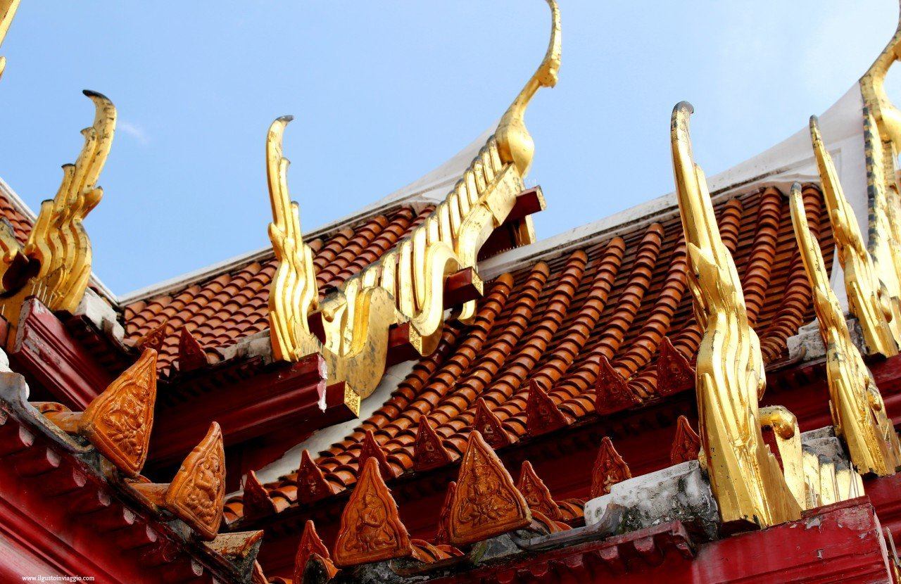 visitare il wat benchamabophit, bangkok templi, marble temple bangkok