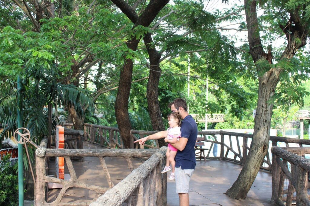 visitare lo zoo di bangkok con i bambini, dusit zoo