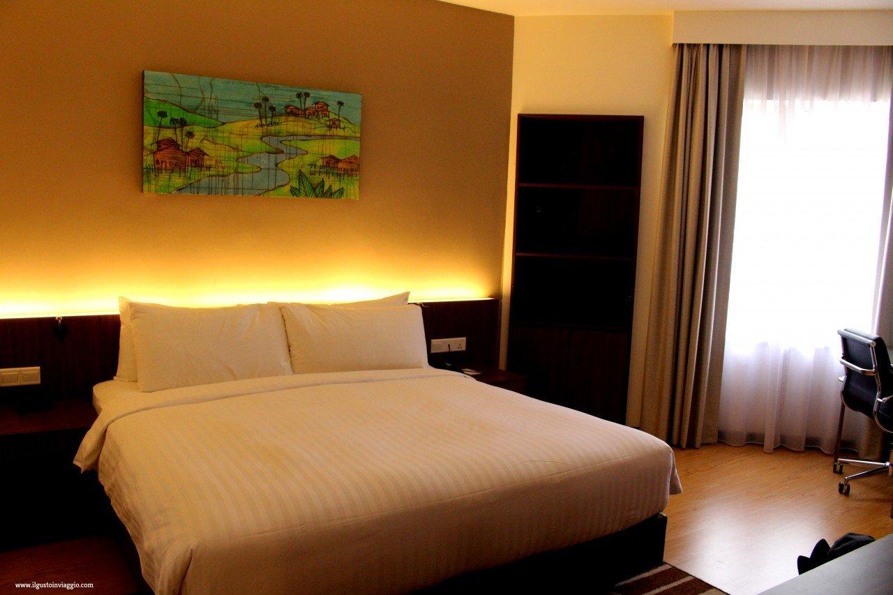 oakwood hotel residence kuala lumpur, dove dormire a kuala lumpur con i bambini