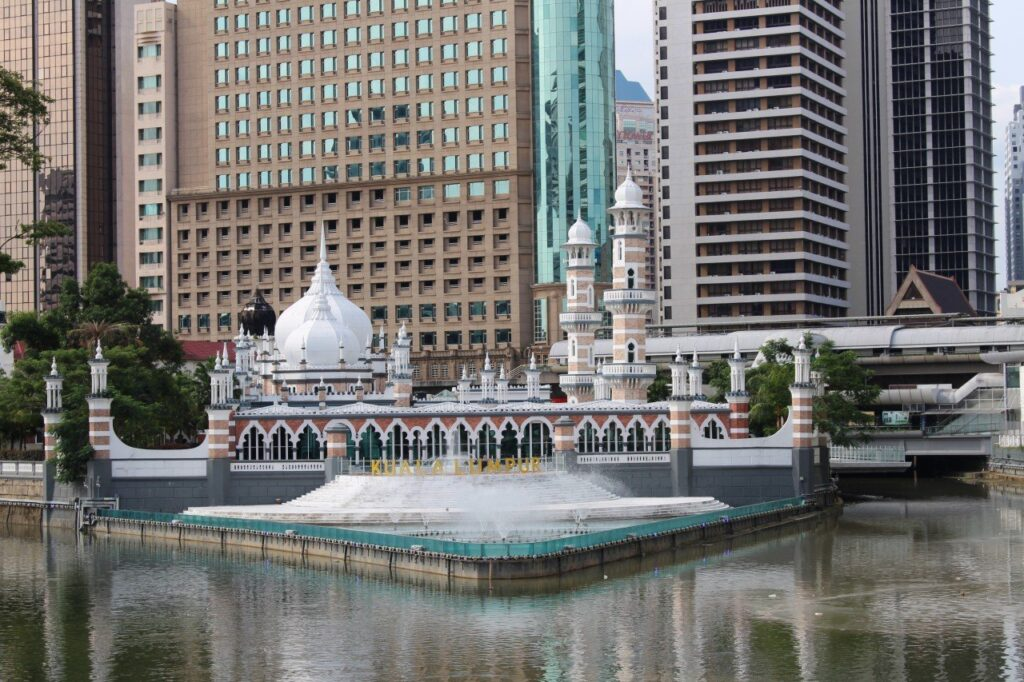 kuala lumpur moschea, due giorni a kuala lumpur