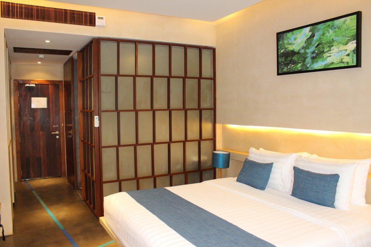camera deluxe premier sakmut boutique hotel, dove dormire in cambogia con i bambini, dormire a siem reap con i bambini