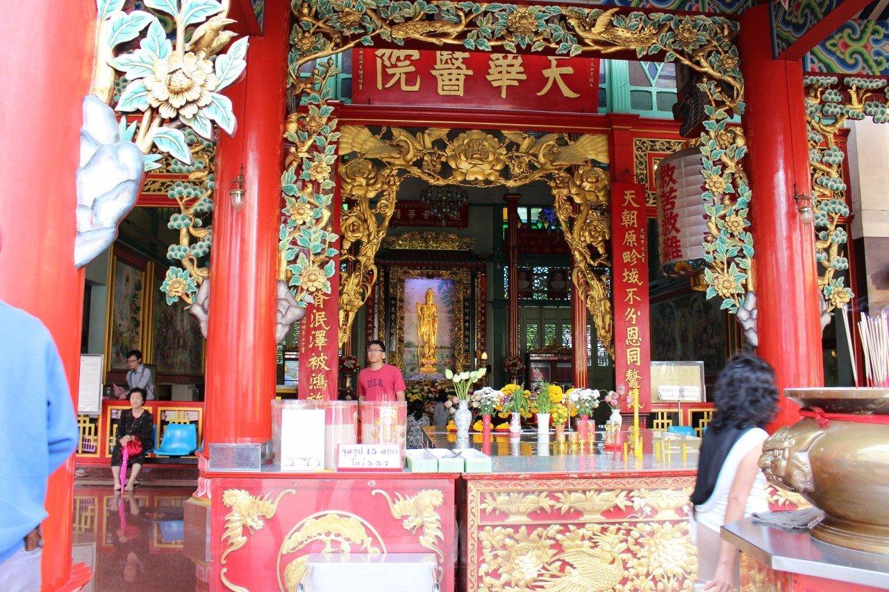chinatown bangkok, posti instagrammabili di bangkok