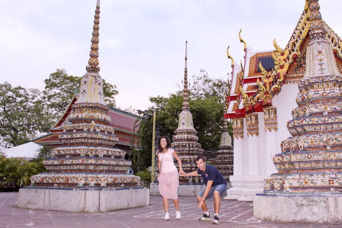 posti instagrammabili di bangkok, wat pho bangkok