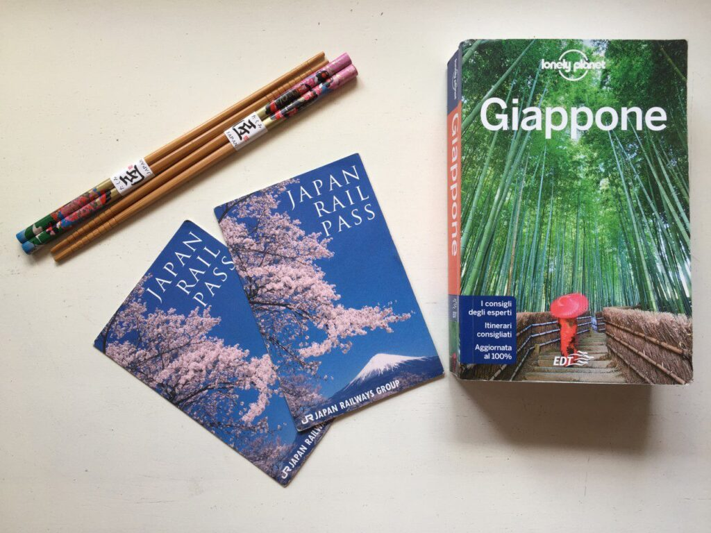 come funziona il japan rail pass, lonely planet giappone, jrp, japan rail pas